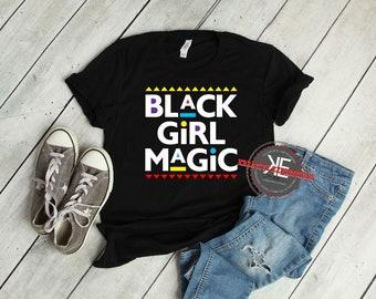 afdc17e4781a Black Girl Magic Martin Style T-Shirt
