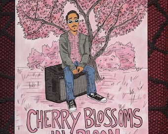 Cherry Blossoms in Bloom zine (Second Printing)