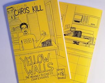 Yellow Walls Zine (First Printing)