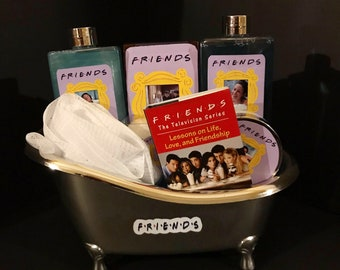 The one where Chandler takes a bath spa gift package