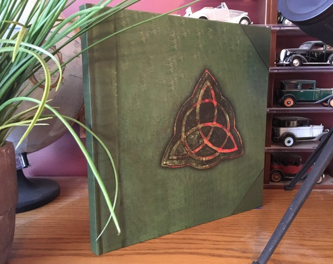 Featured listing image: Charmed Book of Shadows 10th Anniversary Edition Commemorative Art-book