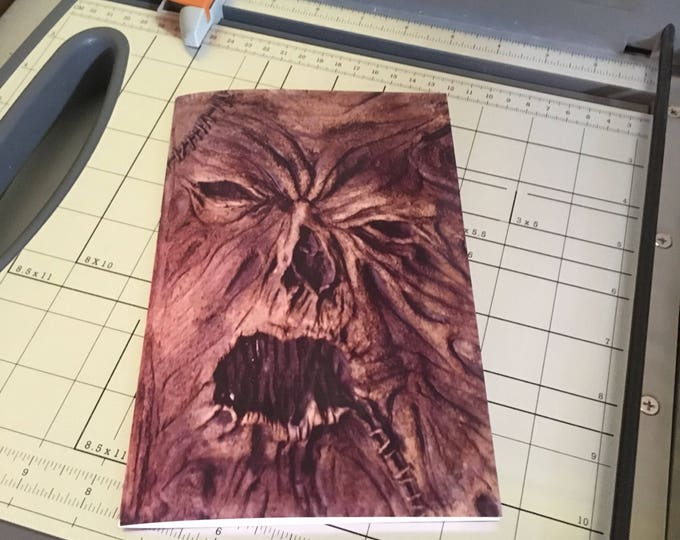 INSTANT DOWNLOAD Evil Dead: Book of the Dead DIY Notebook Printable Download