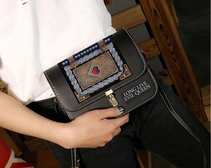 Pre-Order Evil Regal Cross Body Bag for Fall 2020 delivery