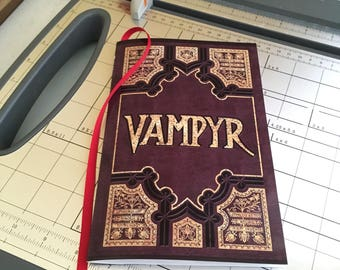 INSTANT DOWNLOAD Buffy the Vampire Slayer DIY Notebook Printable Download