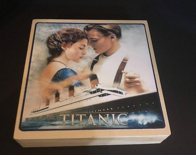 Titanic Heart of the Ocean Necklace Replica Super Fan Pack