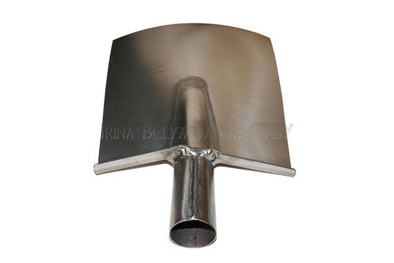 100/% Titanium !!! Titanium Shovel Long Handled Gardening Trowel