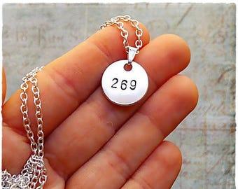 269 Vegan Necklace Male vegan necklace for man gift for him vegan gift Animal liberation vegan aranzazu