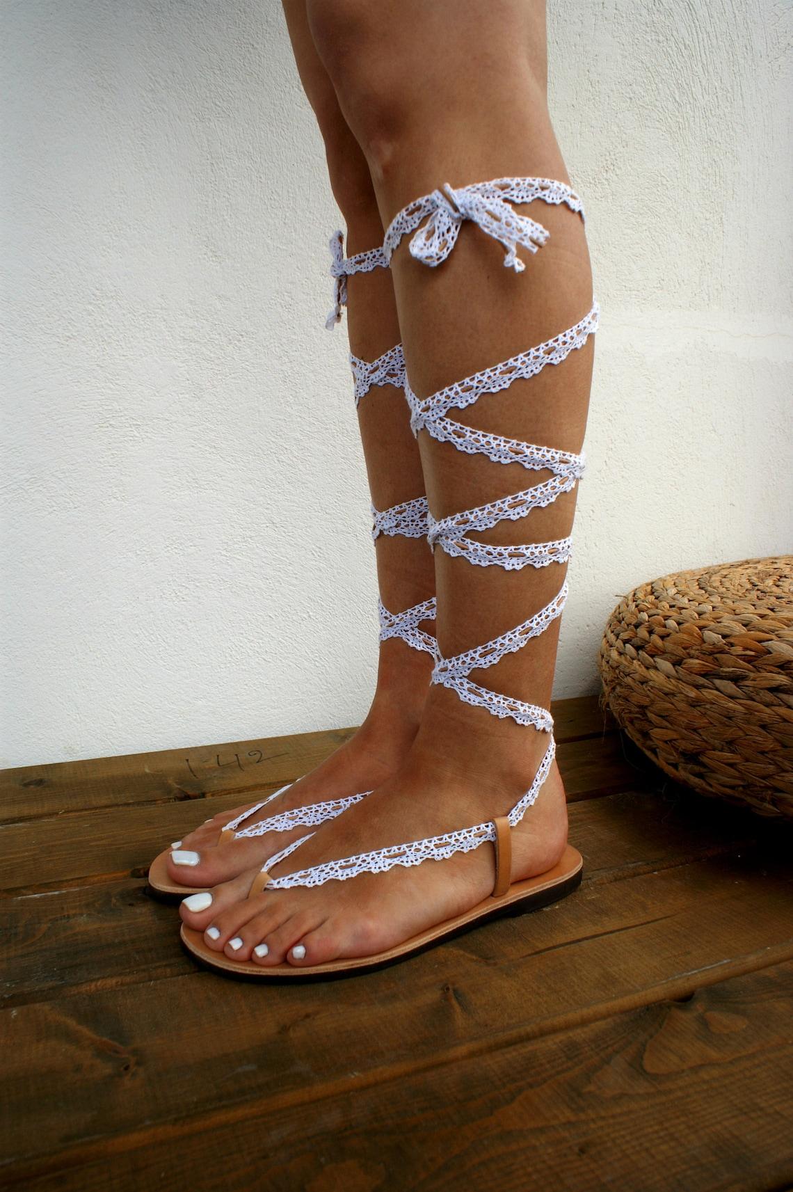 Wedding Sandals/ Boho Bridal Shoes/ - Big Sale rnAUh