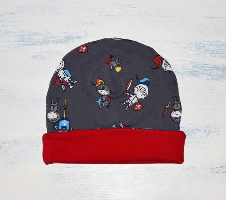 Bavaglino bimbo Cavalieri sciarpa e cappello Set bambino  920c879c6196