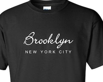 Brooklyn t shirt  f6c1a5ad560a
