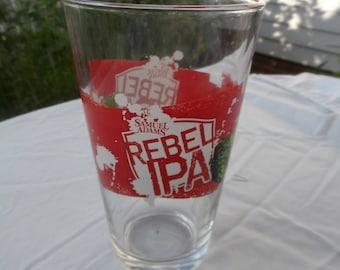 CLEARANCE Samuel Adams Rebel IPA Beer Glass    1447