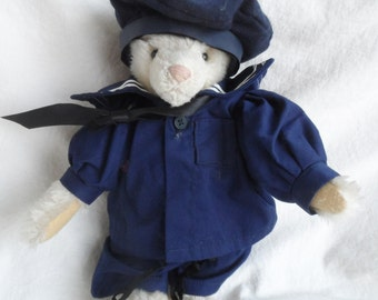CLEARANCE Vintage North American Bear Company  Benjamin Bear of Boston     290