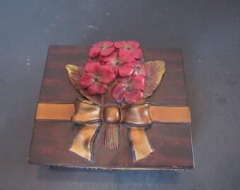 Unusual Trinket Box, Jewlery Box, Gift Box Disguised as Box of Candy  2585