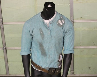 Minecraft Realistic Cosplay (tomb raider inspired)