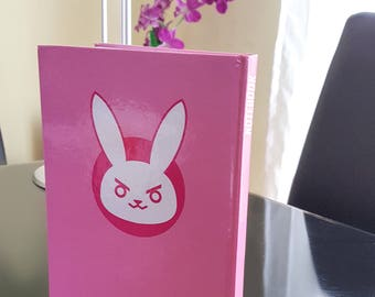 Dva Overwatch Notebook A5 Standart-Edition