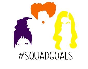 Hocus Pocus Decal - Halloween Decal - Hocus Pocus Sticker - Sanderson Sisters Decal - Halloween Sticker