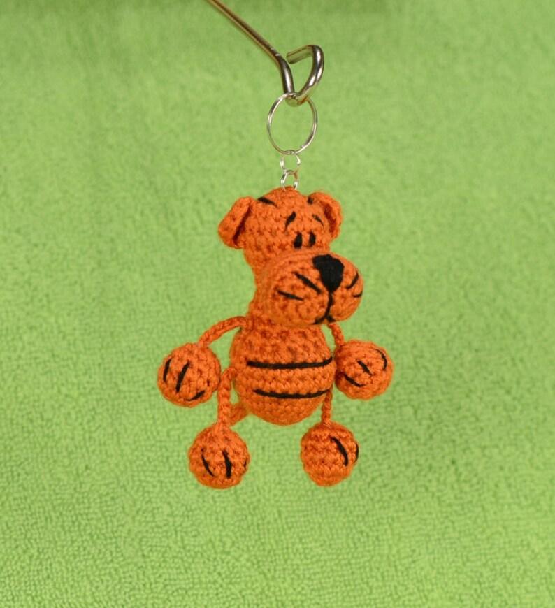 Tooth soft toy Amigurumi keychain Kawaii crochet plush Knit ... | 870x794