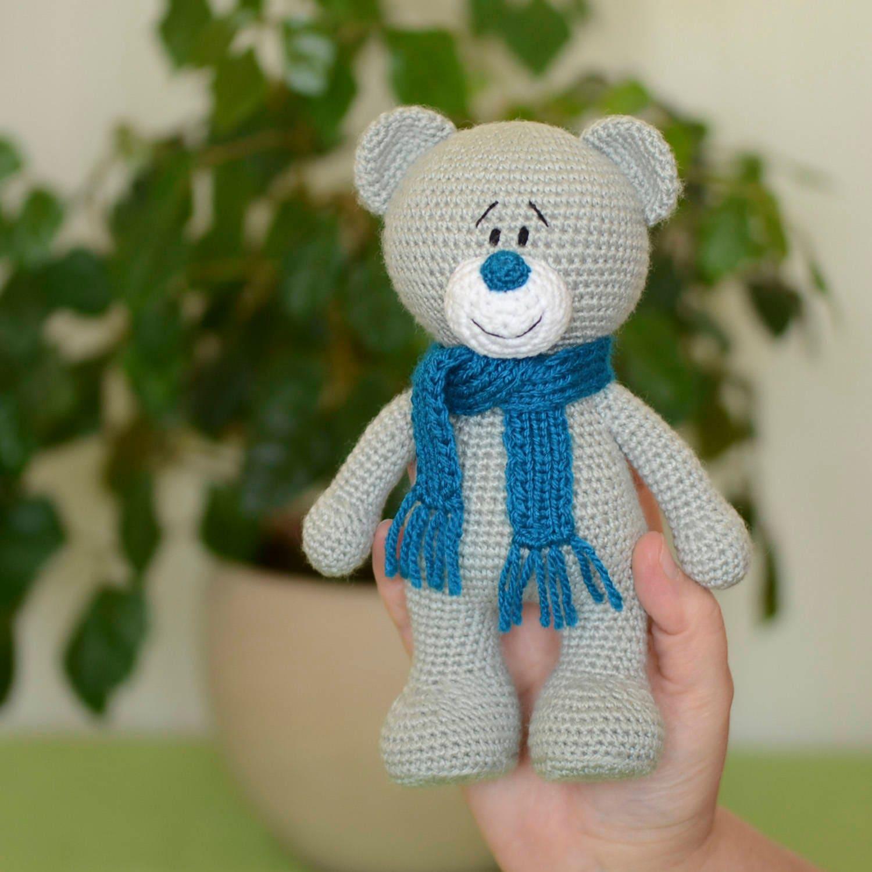 Bär Bär Spielzeug Amigurumi Bär häkeln Häkeln Spielzeug Bär