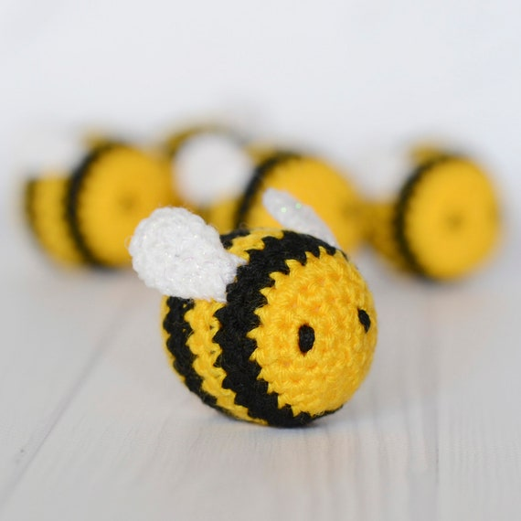 Red Heart Henry and Honey Bumblebee | Yarnspirations | 570x570