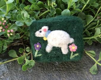 Sheep's in the Garden Again
