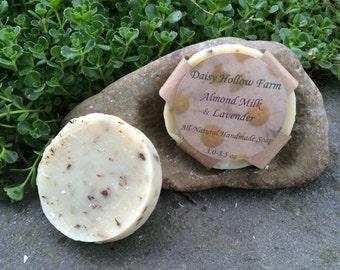 Almond Milk & Lavender