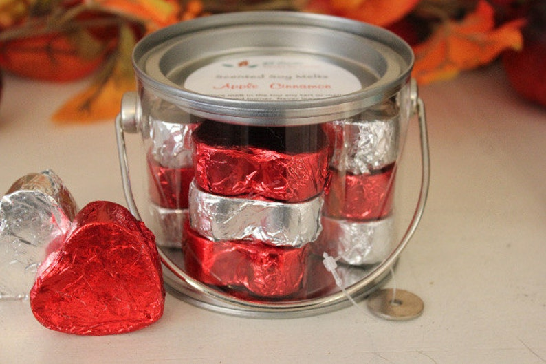 Heart Wax Melts image 0