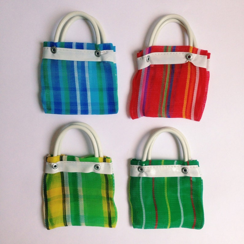 40 Mini Mexican Mercado Tote Bag Party Favor Gift Bags 002 ...   Chalupa Mexican Mercado Bags
