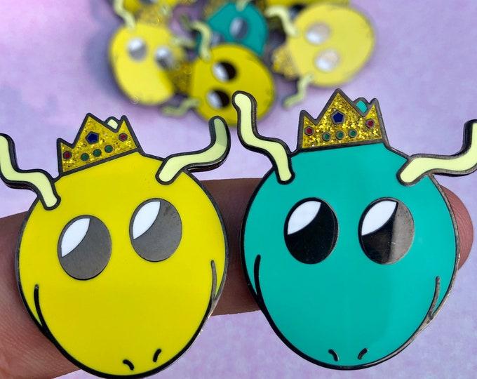 King Dragonite Hard Enamel Pin