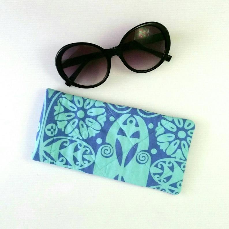 1f0af1afbd Lunettes rétro style pochette lunettes Etui à lunette | Etsy