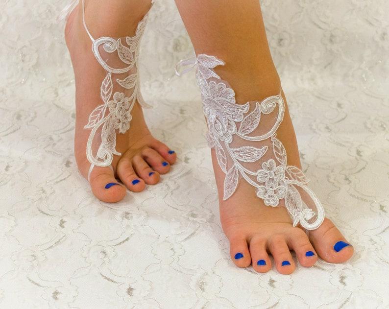 1ed6a719a49 Bridal Shoes bridesmaid gift beach wedding shoes wedding