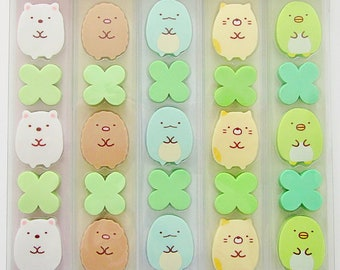 Miffy bunny rabbit cute kawaii kitsch large white erasers rubbers