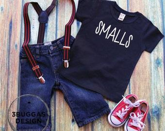Smalls Tee, smalls shirt, Sandlot shirt, little rascals, funny toddler tee