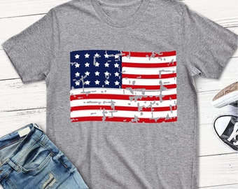 4th of july svg,flag svg, American Flag svg, USA svg, grunge, svg, dxf, EPS, US flag svg, distressed svg, militARY svg, png, shortsandlemons