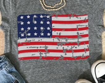 American Flag svg, memorial day svg, distressed, dxf, EPS, US flag, cut file, distressed svg, militARY svg, png, veteran svg, veterans day,