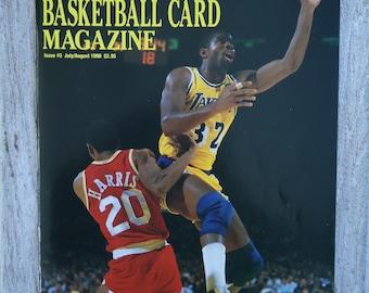 Magic Johnson 1990 Beckett magazine 9915e11bc8cf7