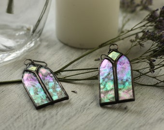 9835ef505049 Hologram earrings