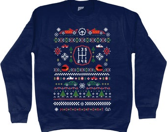 e613a79344d Formula 1 Motorsport Christmas Sweater