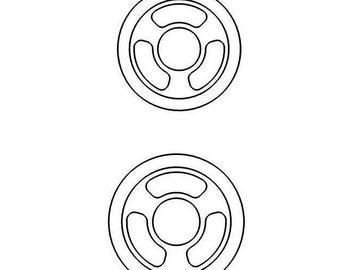 Canarsie Cruiser GT Wheels [Set of 4]