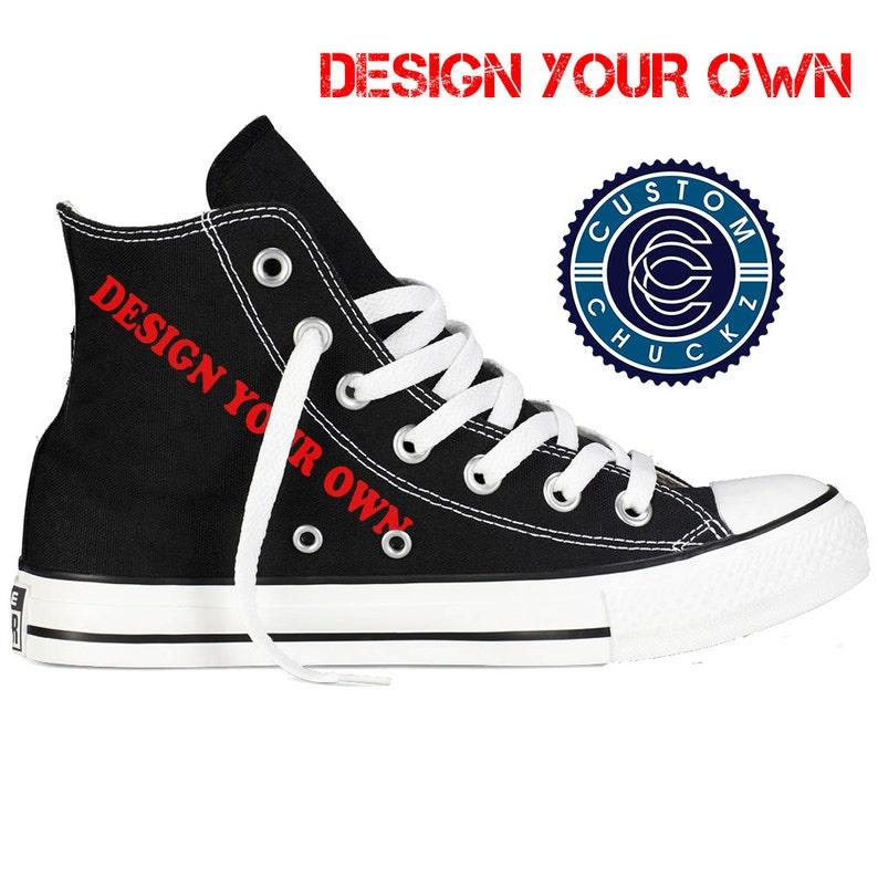 05677a6cdd25 Custom Design Your Own Converse