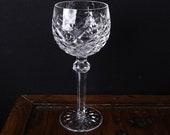Waterford Powerscourt Wine Hock Irish Cut Crystal Stemware 7 3 8 quot (multiple available)