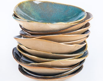 Small Ceramic Bowl - Set of Bowls - Choose Your Colors