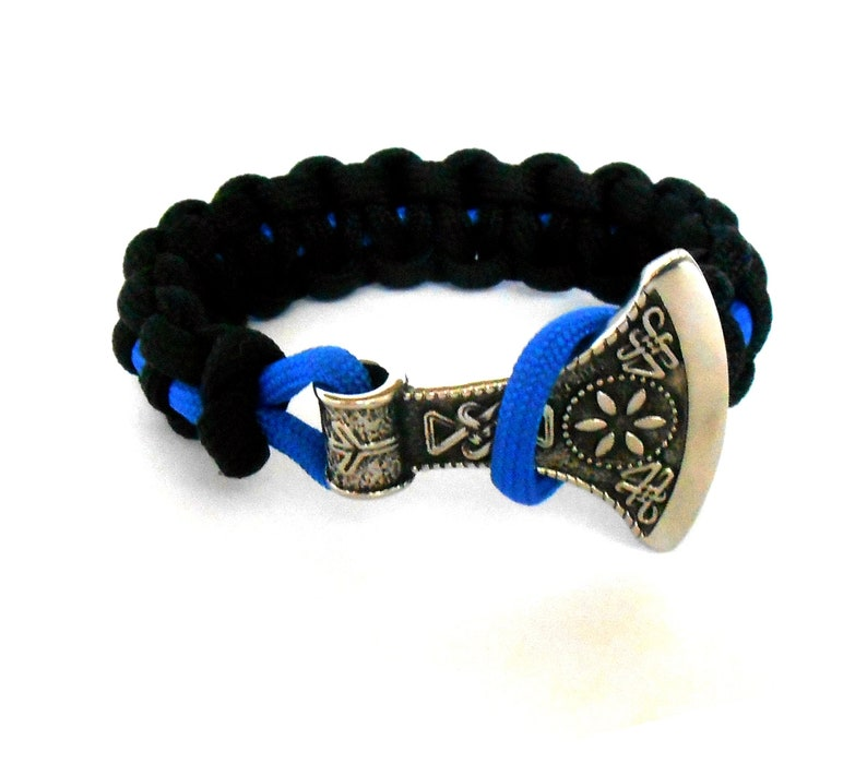 Paracord Bracelet,Viking Axe Bracelet,Paracord Survival Bracelet,Mens Paracord Bracelet,Survival Bracelet,Military Bracelet Viking Bracelet