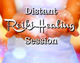 Reiki Distant Healing - Reiki Intuitive Healing Session