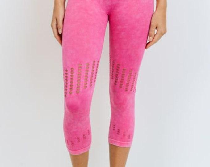 Featured listing image: SALE!! JP Activewear High Waist Seamless Capri Leggings