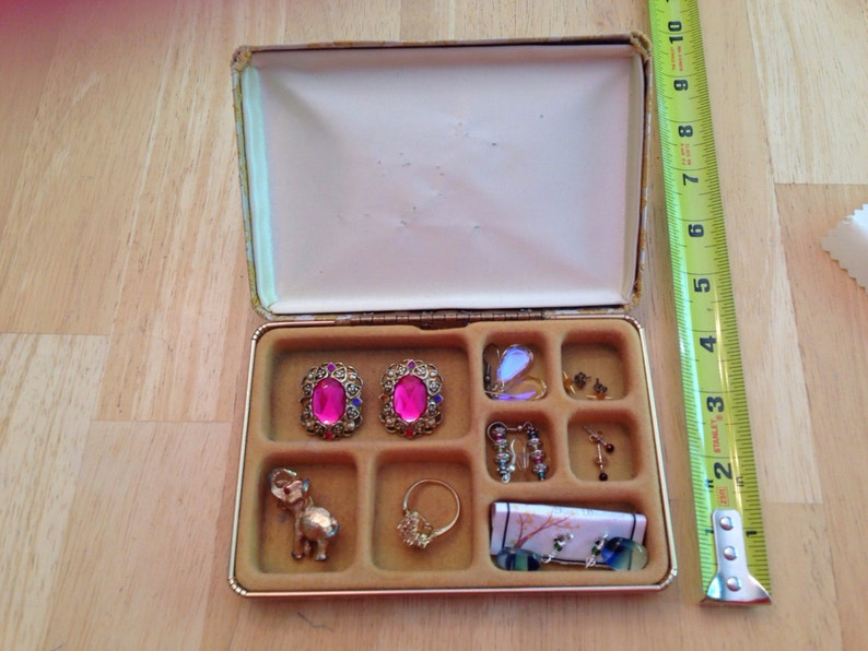 Body Piercing Jewelry Jewelry Case With Older Jewelry Some Are Clip On