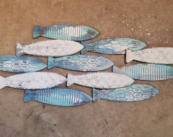 bd20e2b608d Metal fish   Etsy
