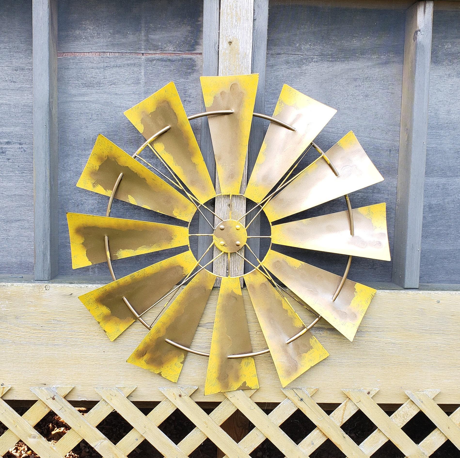 Windmill Wall Decor Windmill Wall Art Farm House Decor