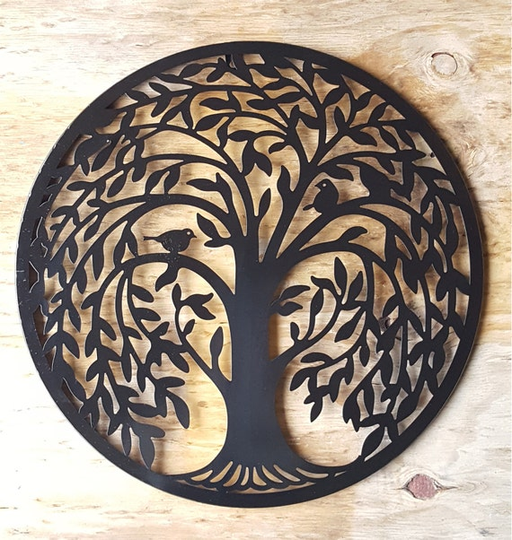 Sale Metal Wall Art Metal Wall Decor Metal Tree Wall Art Tree | Etsy