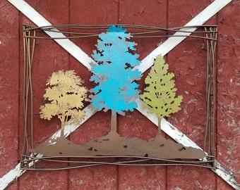 Tree of Life Wall Decor / Tree of Life Wall Art / Metal Wall Art / Metal Wall Decor / Tree Wall Decor /