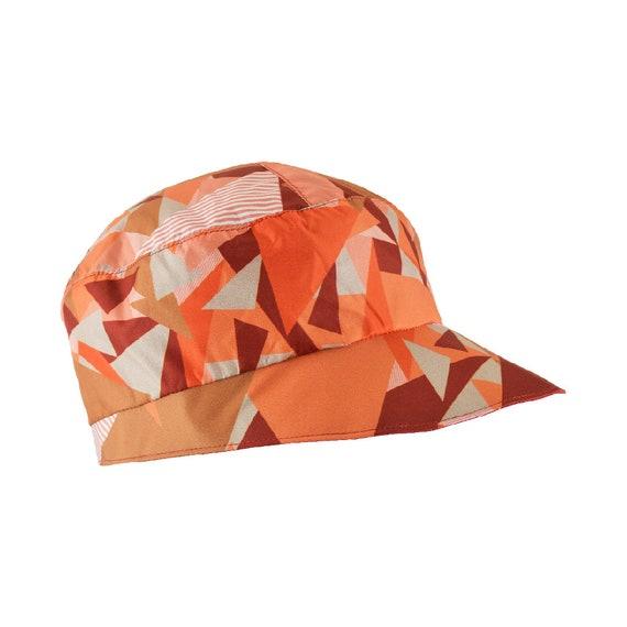 CAP FLIP - Orange +notebook + bag